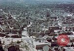 Image of bomb damaged buildings Nuremberg Germany, 1945, second 9 stock footage video 65675054215