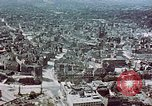 Image of bomb damaged buildings Nuremberg Germany, 1945, second 10 stock footage video 65675054215