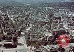 Image of bomb damaged buildings Nuremberg Germany, 1945, second 12 stock footage video 65675054215