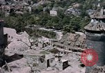 Image of bombed factory Nuremberg Germany, 1945, second 4 stock footage video 65675054220