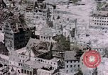 Image of bombed factory Nuremberg Germany, 1945, second 10 stock footage video 65675054220