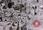 Image of bombed factory Nuremberg Germany, 1945, second 12 stock footage video 65675054220