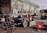 Image of German airfield Nuremberg Germany, 1945, second 5 stock footage video 65675054236