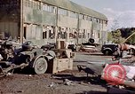 Image of German airfield Nuremberg Germany, 1945, second 6 stock footage video 65675054236