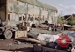 Image of German airfield Nuremberg Germany, 1945, second 7 stock footage video 65675054236