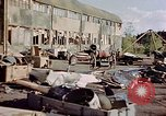 Image of German airfield Nuremberg Germany, 1945, second 8 stock footage video 65675054236