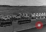 Image of USS Lexington heading into the Pacific in World War II Pacific Ocean, 1942, second 8 stock footage video 65675054241