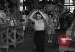 Image of manufacturing plant United States USA, 1942, second 7 stock footage video 65675054246