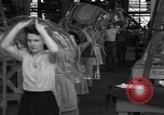 Image of manufacturing plant United States USA, 1942, second 9 stock footage video 65675054246