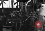 Image of manufacturing plant United States USA, 1942, second 10 stock footage video 65675054248