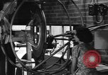 Image of manufacturing plant United States USA, 1942, second 9 stock footage video 65675054250