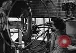 Image of manufacturing plant United States USA, 1942, second 10 stock footage video 65675054250