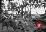 Image of US 7th Army Patton tanks Germany, 1953, second 1 stock footage video 65675054254