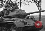 Image of US 7th Army Patton tanks Germany, 1953, second 9 stock footage video 65675054254