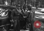 Image of Marshall Alphonse Juin Germany, 1953, second 4 stock footage video 65675054256
