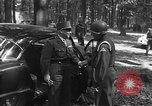 Image of Marshall Alphonse Juin Germany, 1953, second 5 stock footage video 65675054256