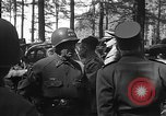 Image of Marshall Alphonse Juin Germany, 1953, second 8 stock footage video 65675054256