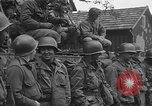 Image of tank infantry team Europe, 1953, second 1 stock footage video 65675054258