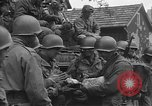 Image of tank infantry team Europe, 1953, second 4 stock footage video 65675054258