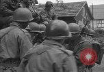 Image of tank infantry team Europe, 1953, second 5 stock footage video 65675054258