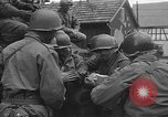 Image of tank infantry team Europe, 1953, second 6 stock footage video 65675054258