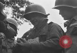 Image of tank infantry team Europe, 1953, second 7 stock footage video 65675054258