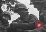 Image of tank infantry team Europe, 1953, second 8 stock footage video 65675054258