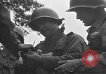 Image of tank infantry team Europe, 1953, second 10 stock footage video 65675054258