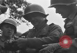 Image of tank infantry team Europe, 1953, second 11 stock footage video 65675054258