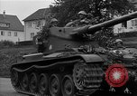 Image of NATO exercise in Germany Germany, 1955, second 6 stock footage video 65675054261