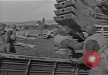 Image of practice exercises Okinawa Ryukyu Islands, 1955, second 3 stock footage video 65675054262
