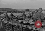 Image of practice exercises Okinawa Ryukyu Islands, 1955, second 5 stock footage video 65675054262