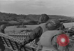 Image of practice exercises Okinawa Ryukyu Islands, 1955, second 7 stock footage video 65675054262