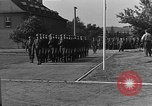 Image of General Adolf Heusinger Marburg Germany, 1955, second 8 stock footage video 65675054265
