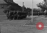 Image of General Adolf Heusinger Marburg Germany, 1955, second 9 stock footage video 65675054265