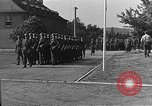 Image of General Adolf Heusinger Marburg Germany, 1955, second 10 stock footage video 65675054265