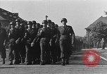 Image of General Adolf Heusinger Marburg Germany, 1955, second 11 stock footage video 65675054265
