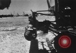 Image of U.S. Marine Corps UH-1E Huey gunship and  A-4 jet attack target Da Nang Vietnam, 1967, second 12 stock footage video 65675054269
