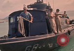 Image of patrol boats Vietnam, 1969, second 6 stock footage video 65675054282