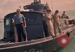 Image of patrol boats Vietnam, 1969, second 8 stock footage video 65675054282