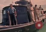Image of patrol boats Vietnam, 1969, second 9 stock footage video 65675054282