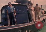 Image of patrol boats Vietnam, 1969, second 10 stock footage video 65675054282