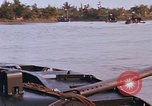 Image of Mobile Riverine Force Mekong Delta Vietnam, 1968, second 11 stock footage video 65675054290