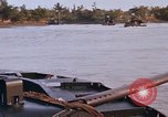 Image of Mobile Riverine Force Mekong Delta Vietnam, 1968, second 12 stock footage video 65675054290
