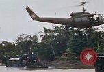Image of Mobile Riverine Force Mekong Delta Vietnam, 1968, second 10 stock footage video 65675054293