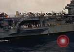 Image of USS Wasp Atlantic Ocean, 1965, second 8 stock footage video 65675054303