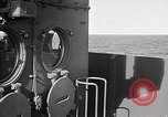 Image of Captain Wendell G.Switzer of the USS Wasp (CV-18) Atlantic Ocean, 1945, second 2 stock footage video 65675054314