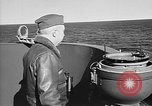 Image of Captain Wendell G.Switzer of the USS Wasp (CV-18) Atlantic Ocean, 1945, second 7 stock footage video 65675054314