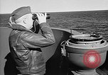Image of Captain Wendell G.Switzer of the USS Wasp (CV-18) Atlantic Ocean, 1945, second 11 stock footage video 65675054314