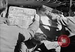Image of Routine activities aboard the USS Wasp (CV-18) Atlantic Ocean, 1945, second 3 stock footage video 65675054315